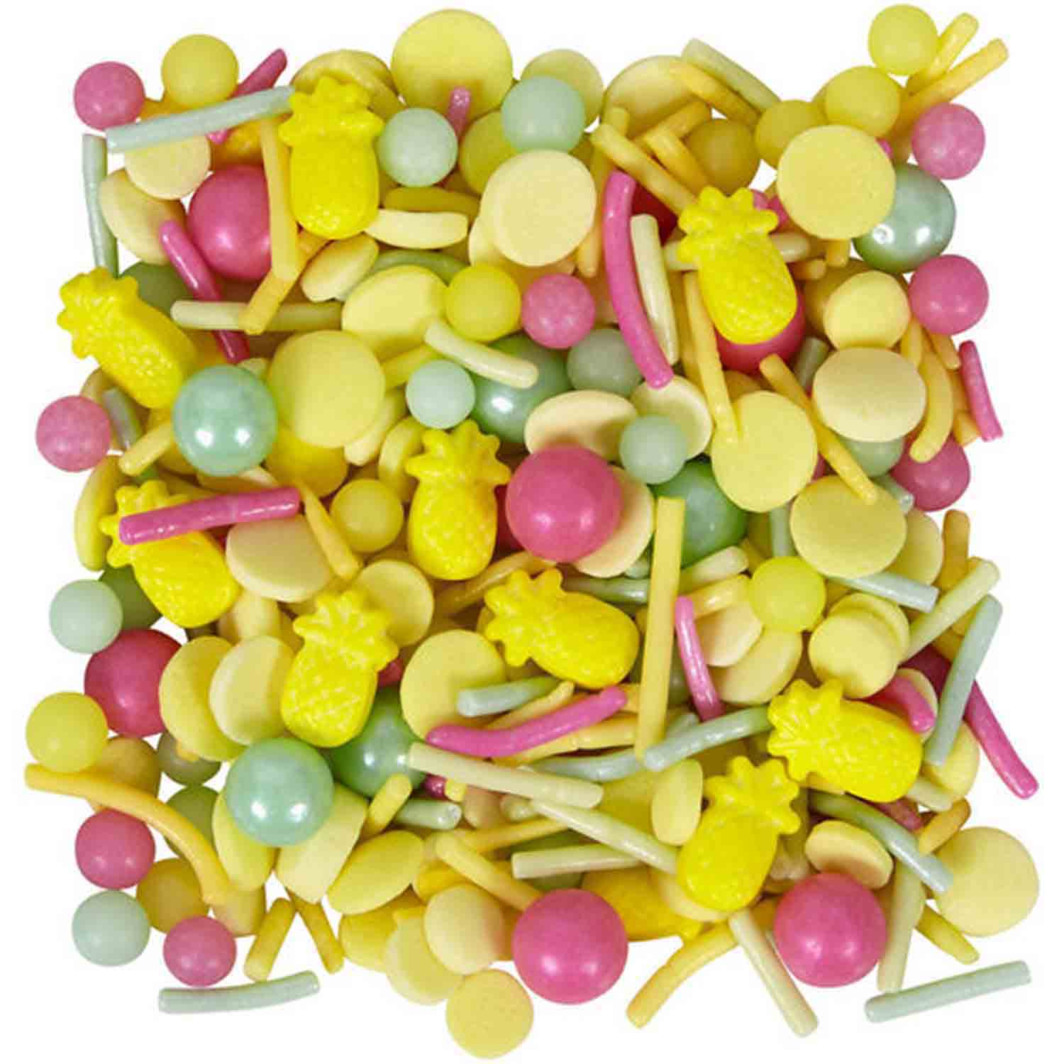 Tropical Pineapple Sprinkle Mix