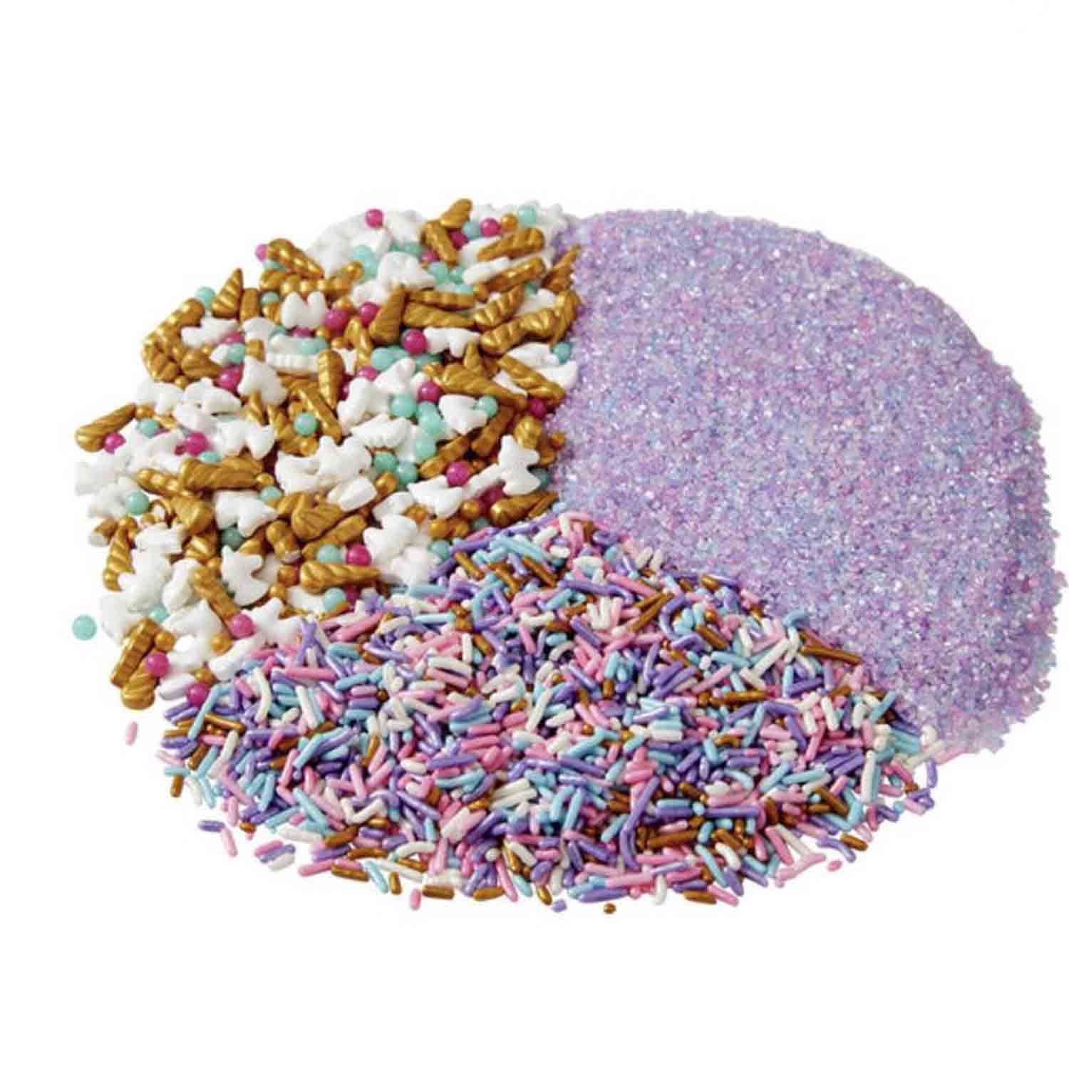 Unicorn 3 Cell Sprinkle Mix