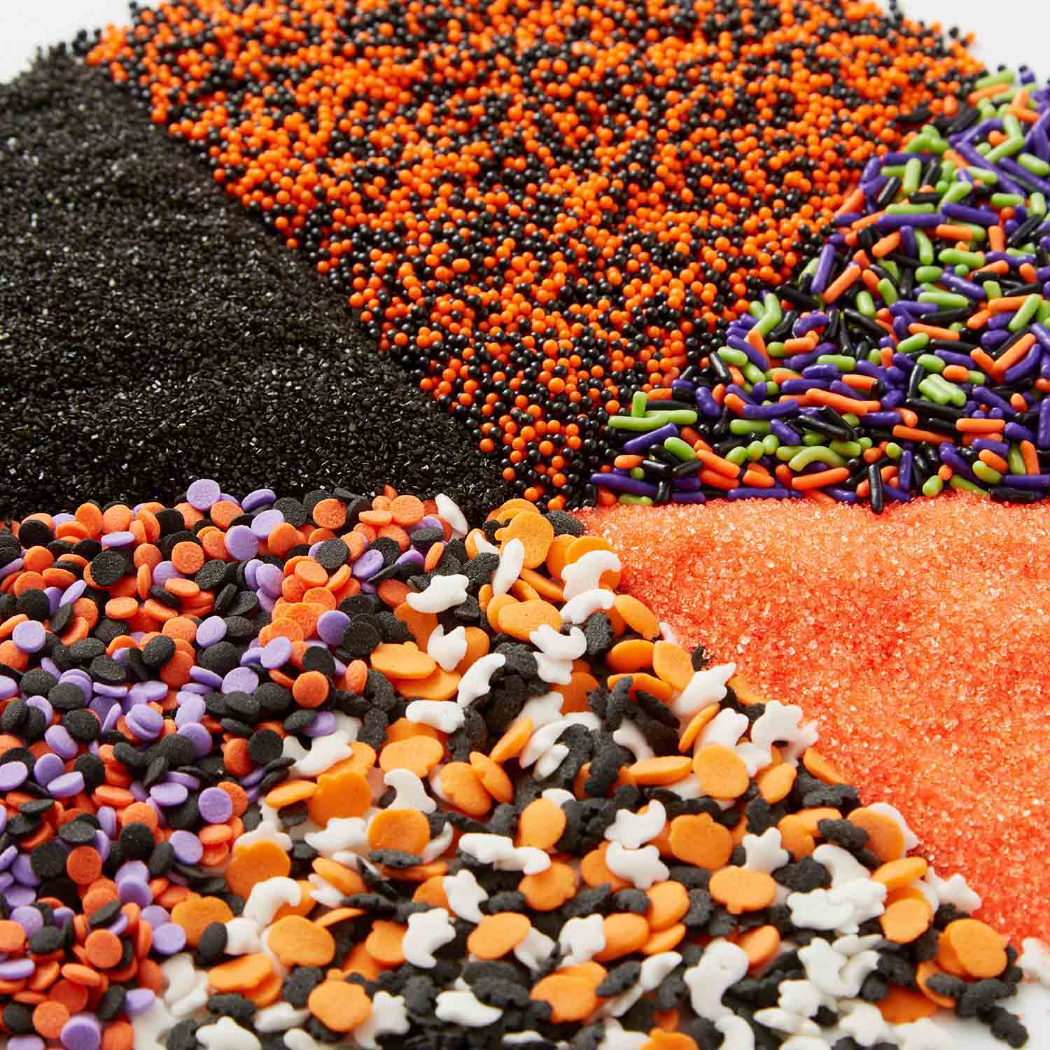 Halloween Tradition Sprinkle Mix