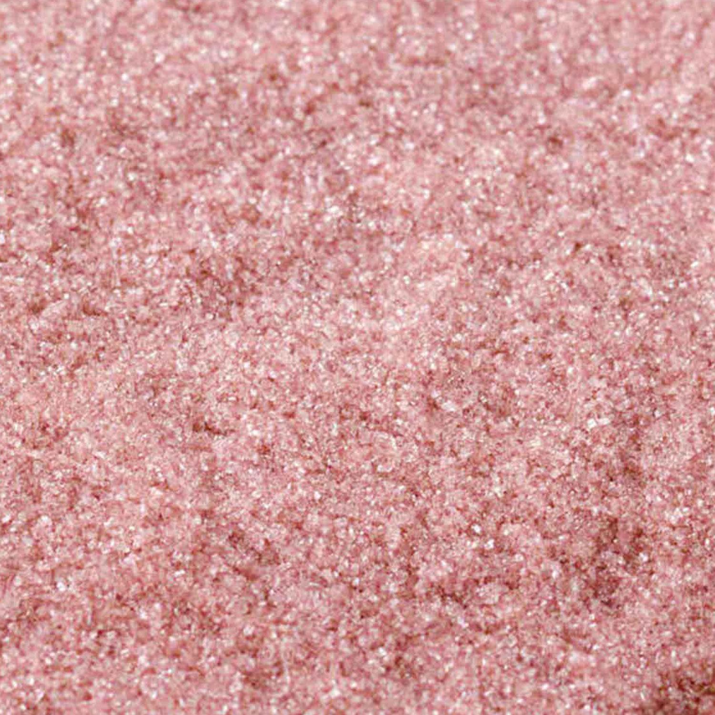 Rose Gold Mauve Sanding Sugar