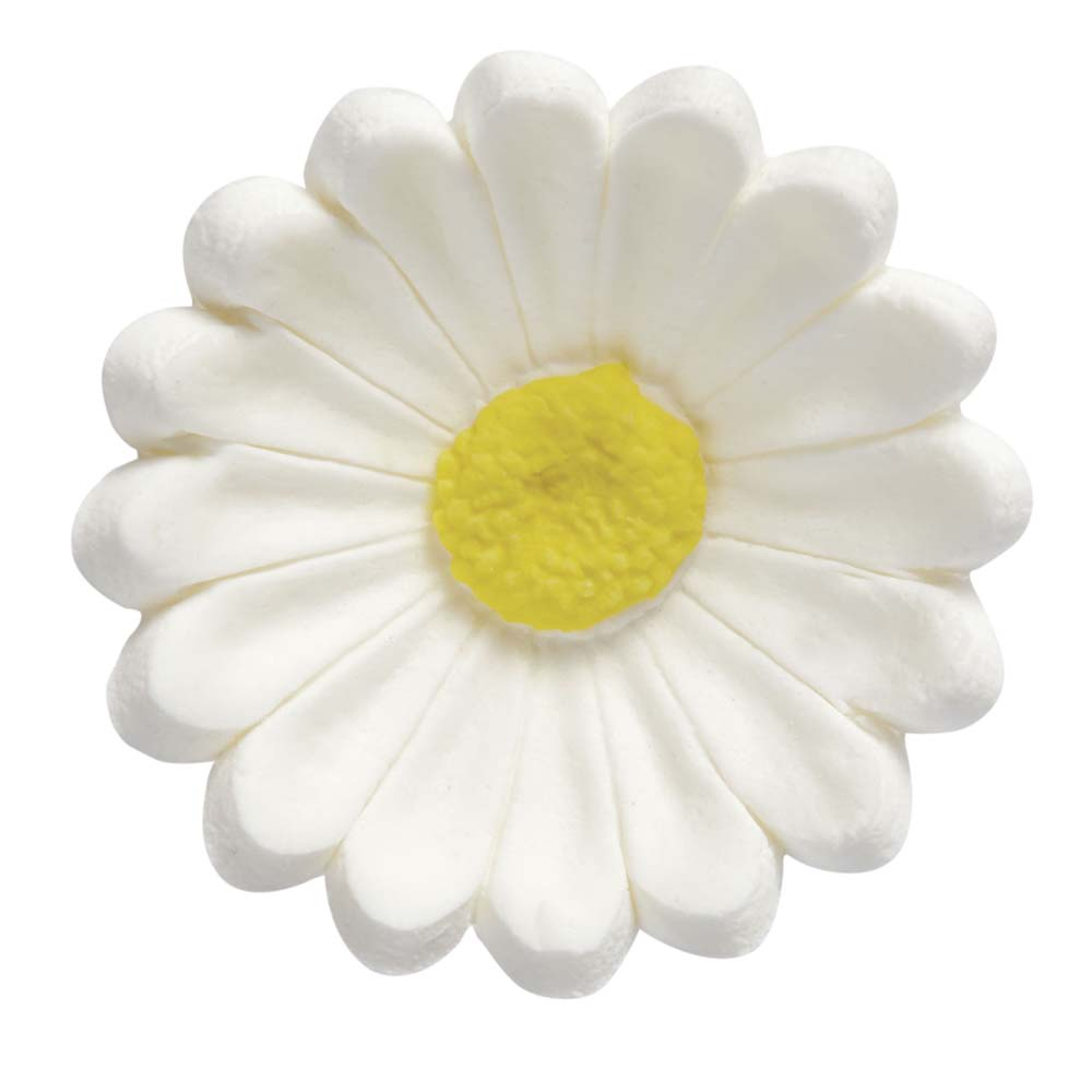 Daisies Icing Decorations