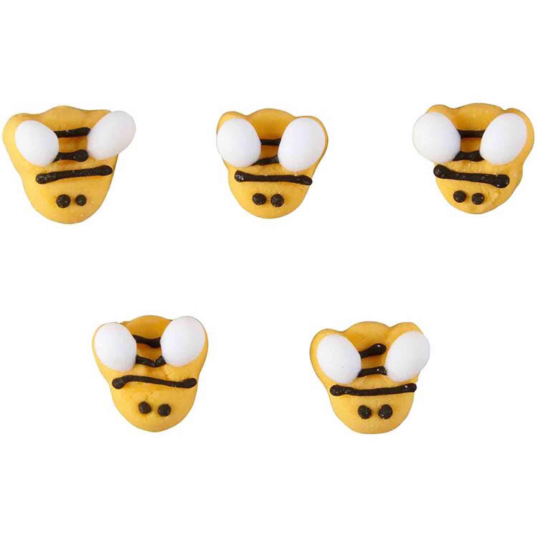 Bumble Bee Royal Icing Decorations