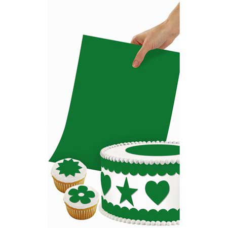 Sugar Sheets!™- Bright Green