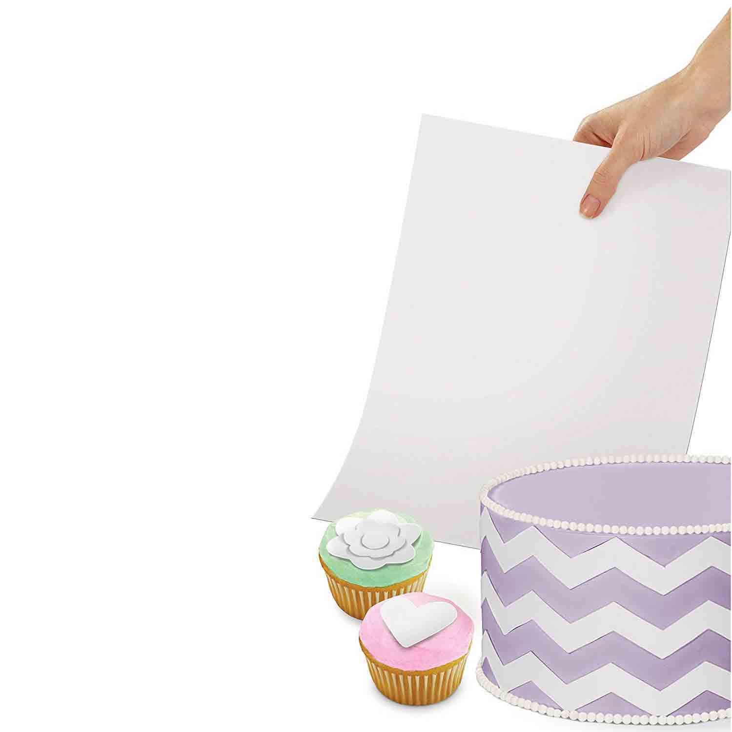 Edible Image Frosting Designer Sheet and Sugar Sheets - Full Sheet
