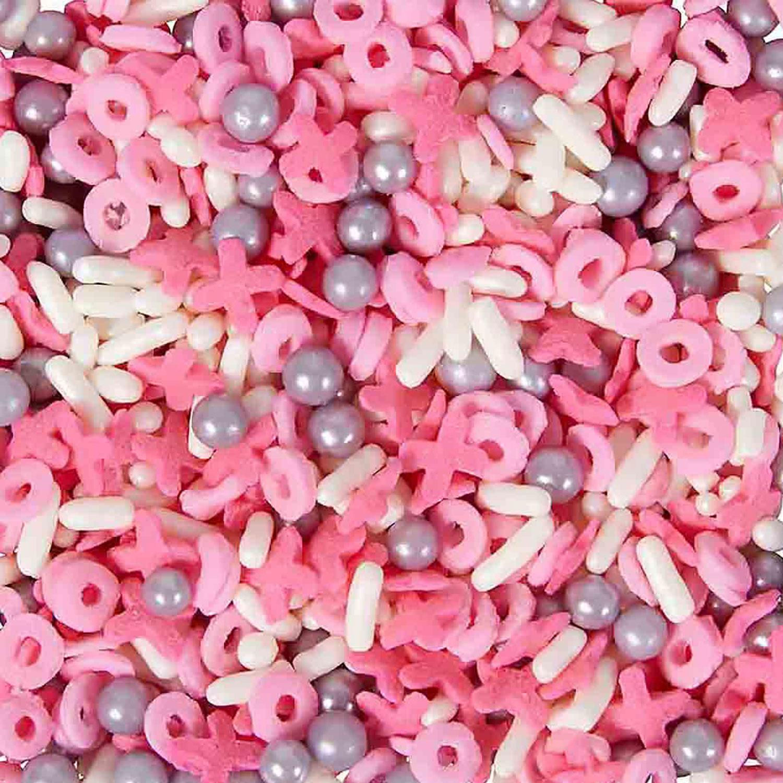 Valentine Sprinkles XO Mix