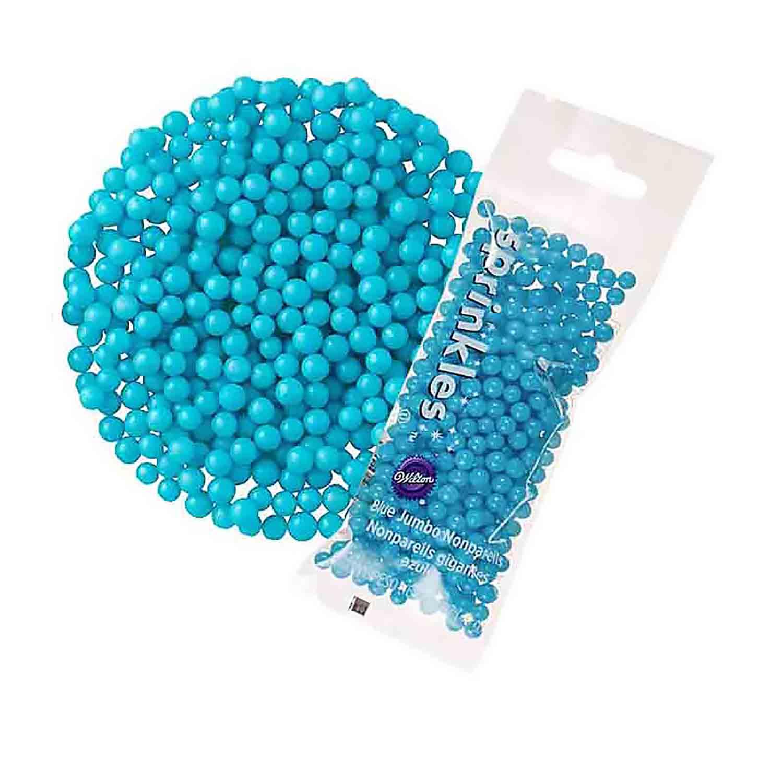 Blue Jumbo Non-Pareil Pouch