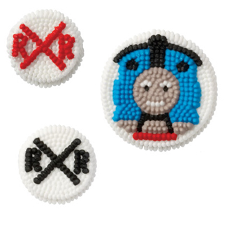 Thomas the Tank Engine Icing Decorations