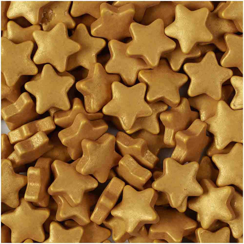 Gold Star Sprinkles