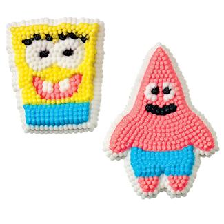 SpongeBob SquarePants™ Icing Decorations
