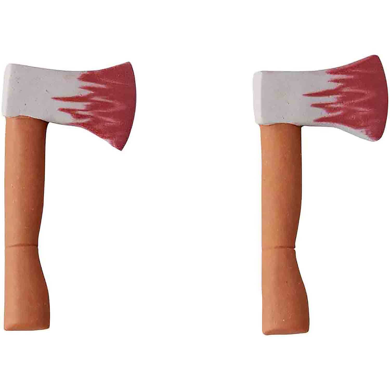 Bloody Axe Icing Decorations
