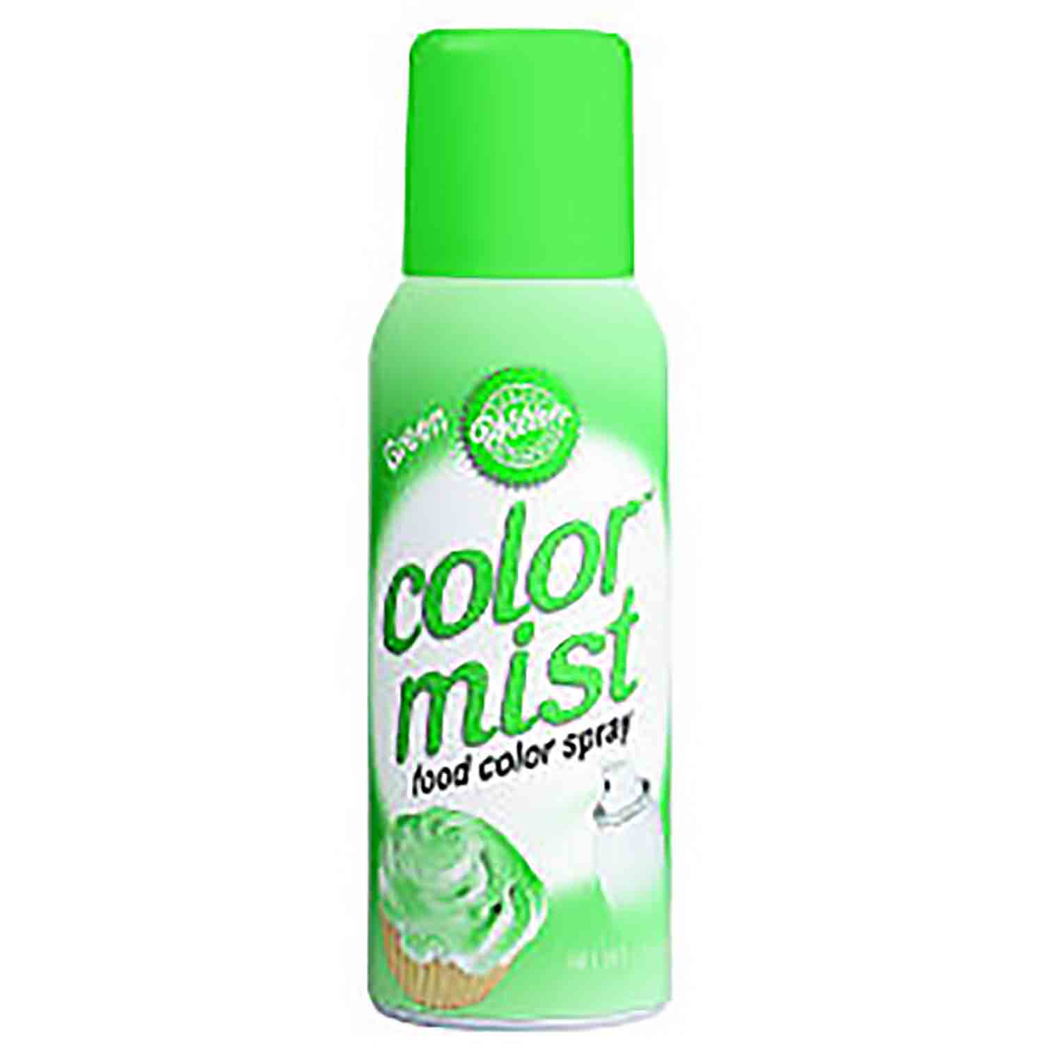 Green Color Mist Spray