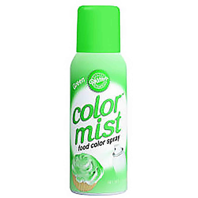 Wilton Color Mist Spray Green