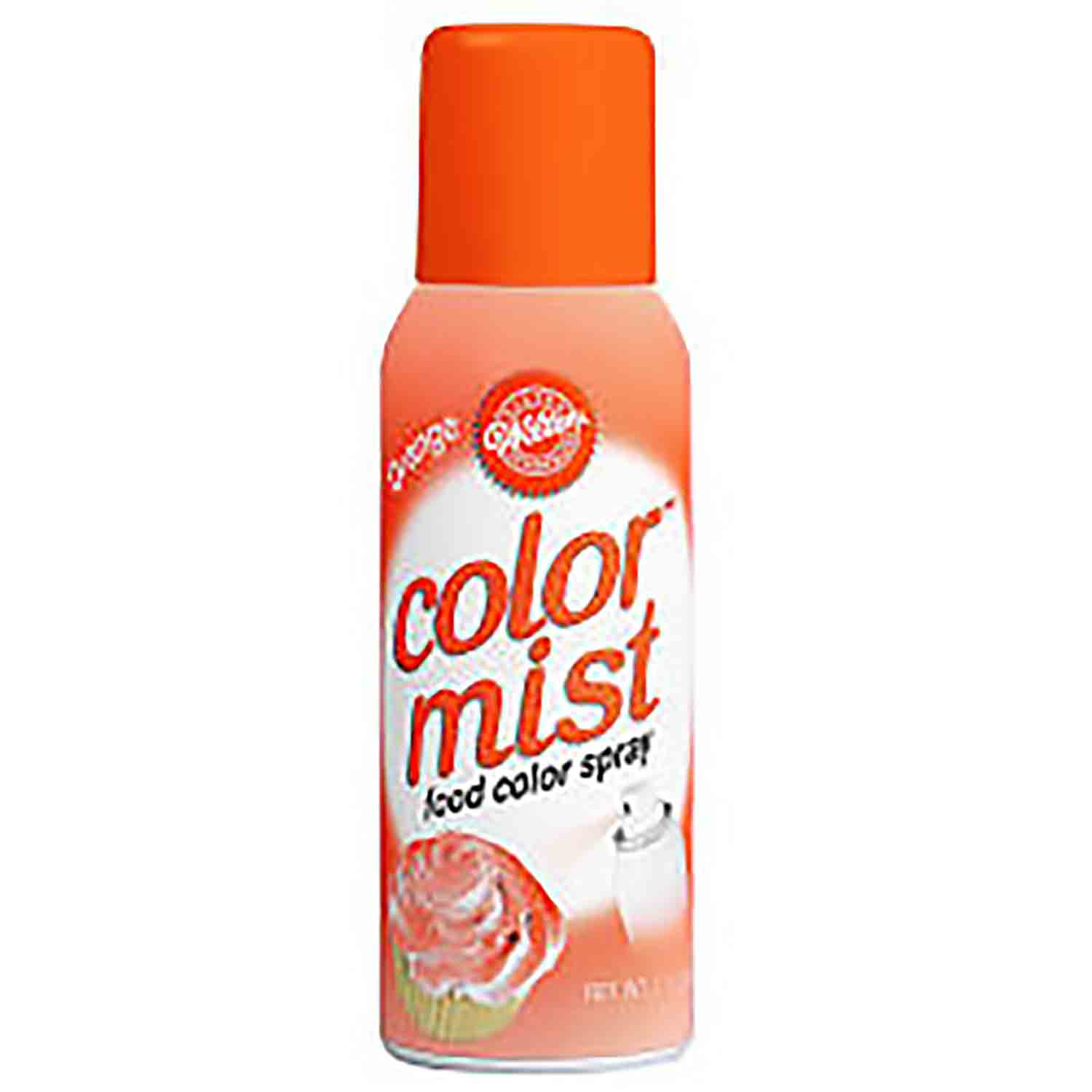 Orange Color Mist Spray