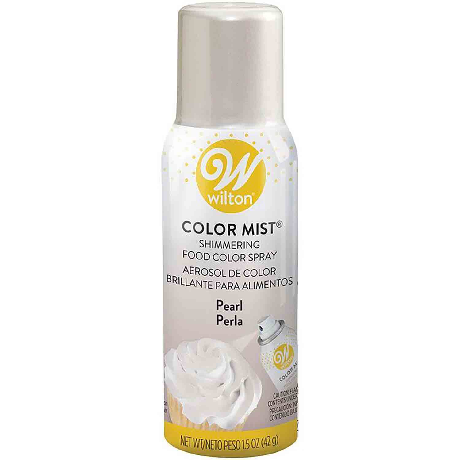 Metallic Pearl Color Mist