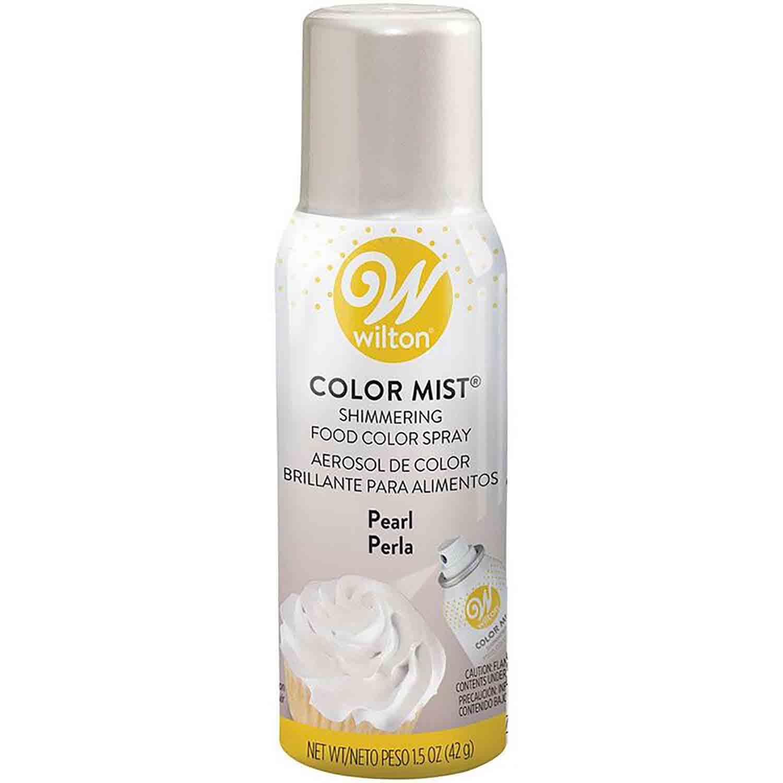 Metallic Pearl Color Mist
