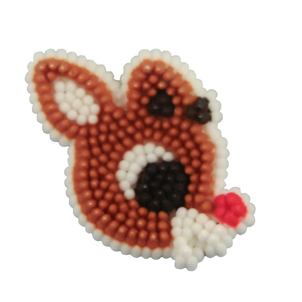 Rudolph Icing Decorations