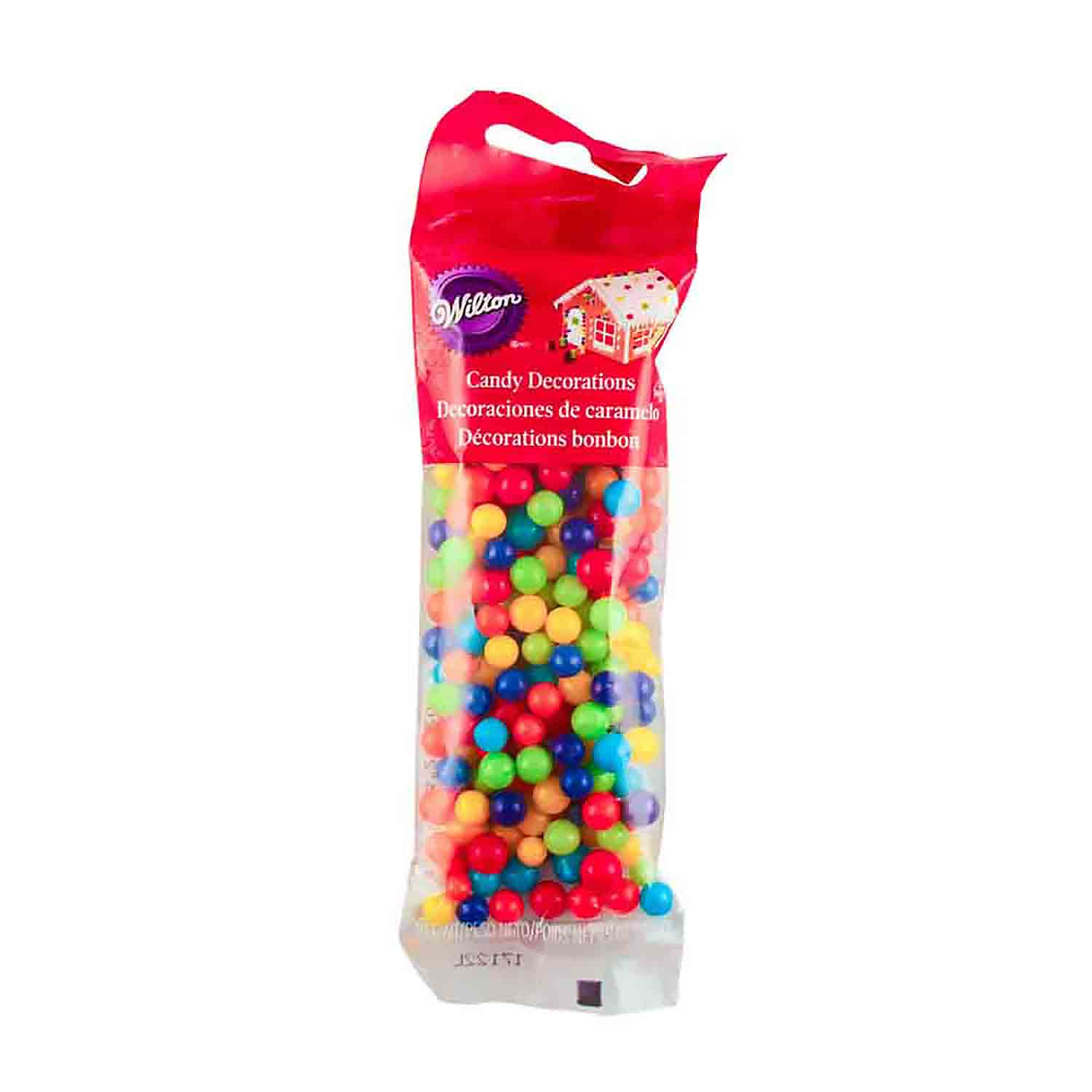 Multi-colored Candy Pearls