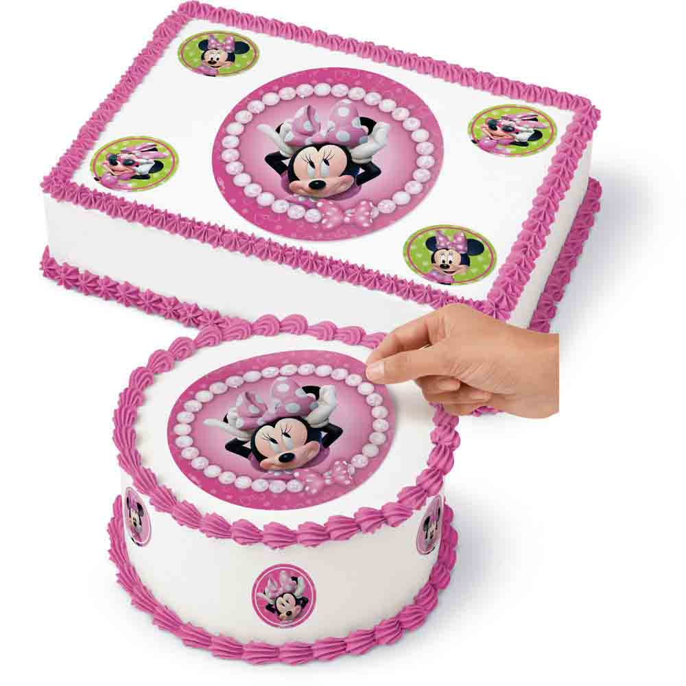 Sugar Sheets!™- Minnie Mouse