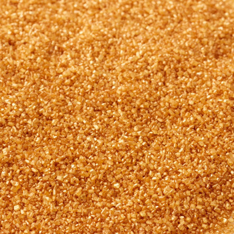 Gold Sanding Sugar Pouch