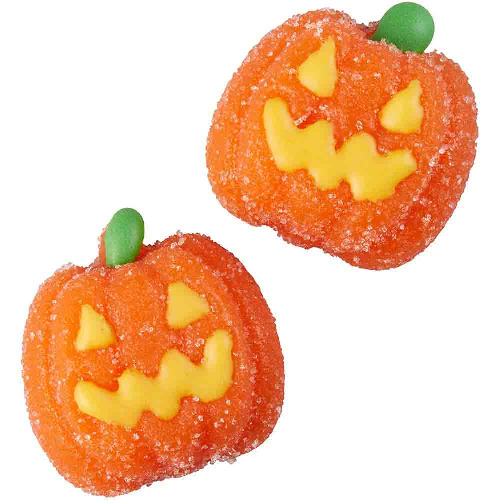 Pumpkin Gummy Decorations