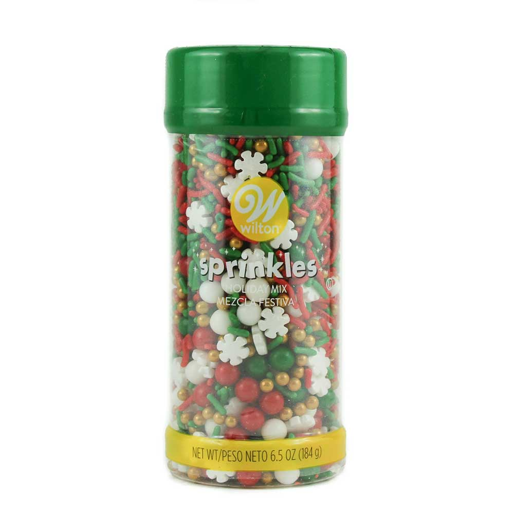 Holiday Mix Sprinkles