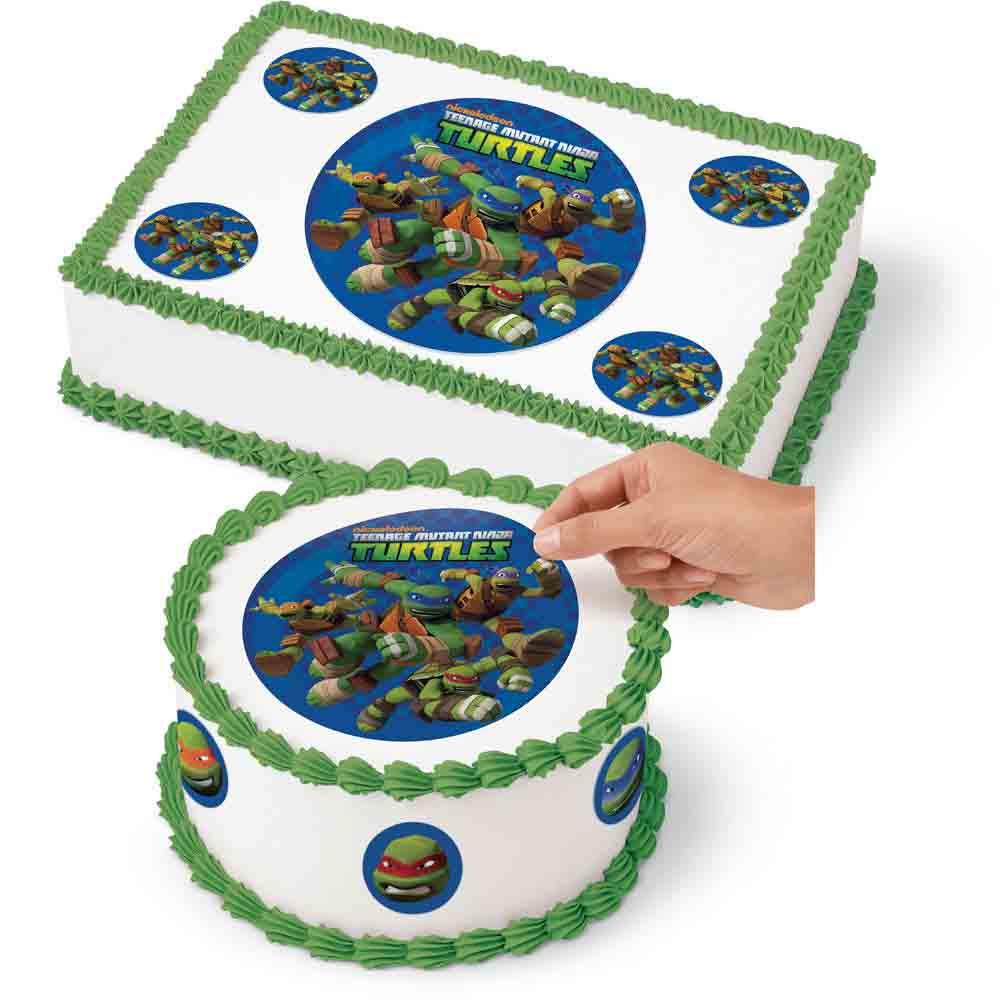 Sugar Sheets!™- Teenage Mutant Ninja Turtles