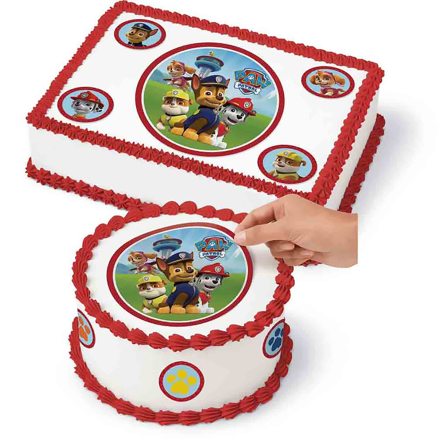 Sugar Sheets™- Paw Patrol