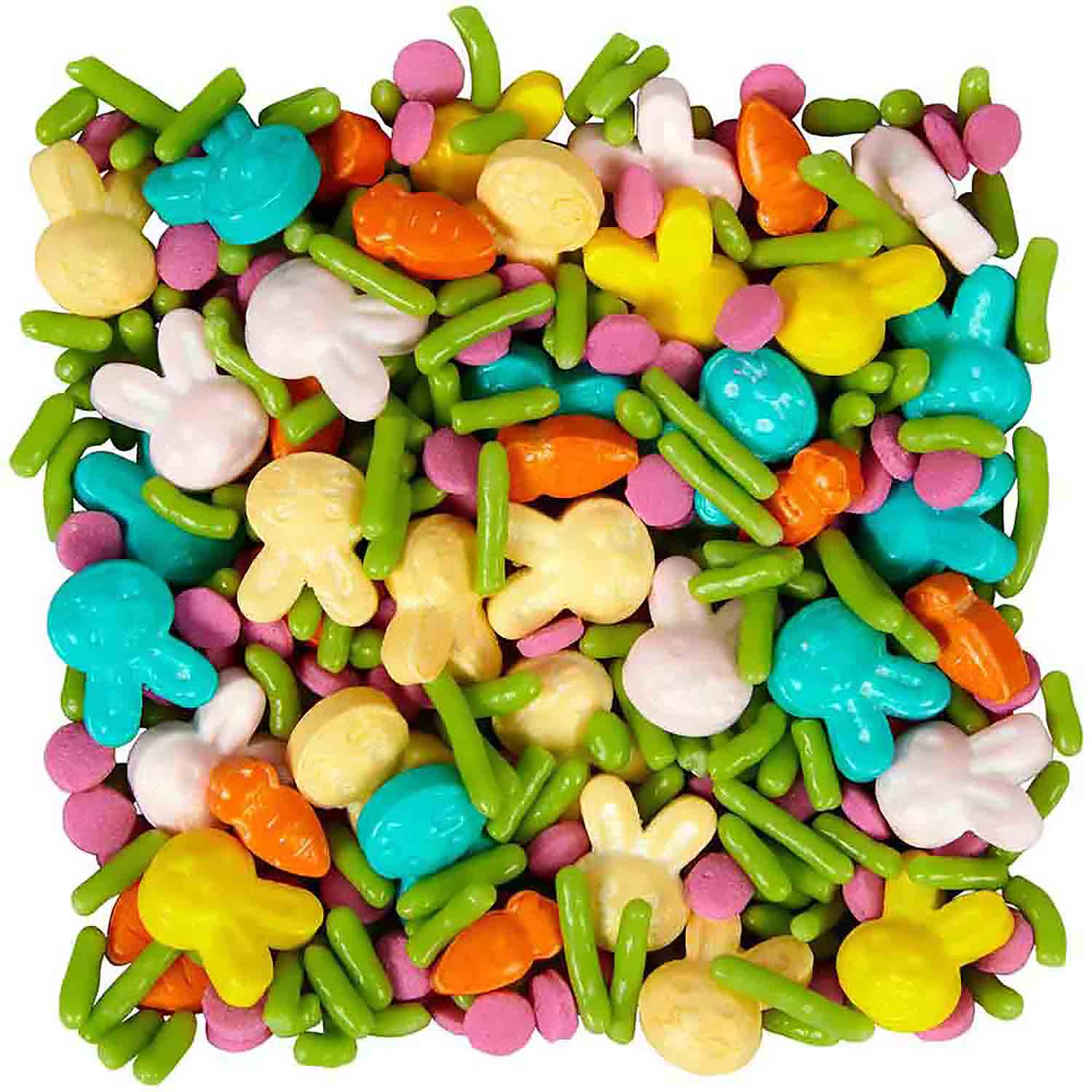 Spring Sprinkles Bunny Carrot Mix