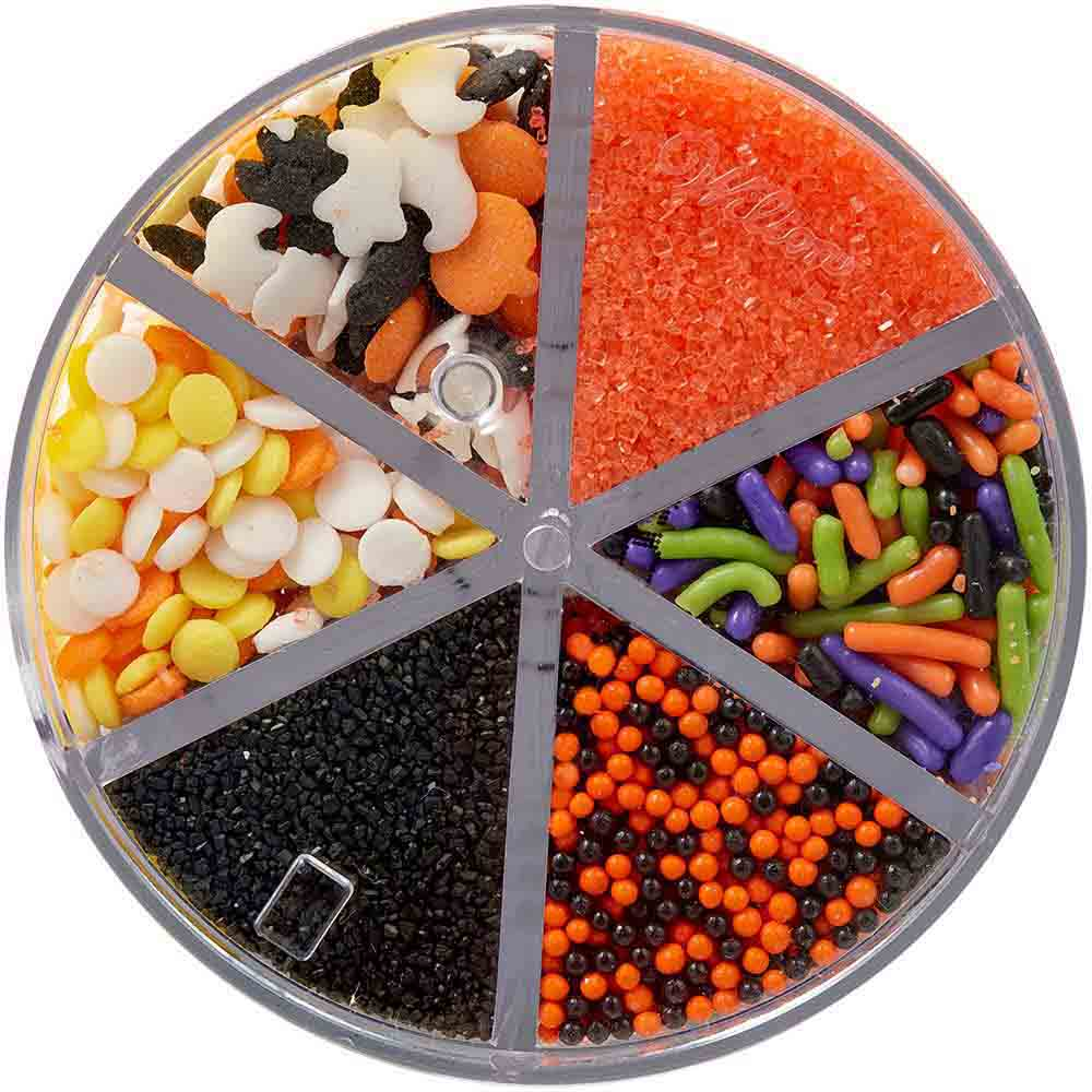 Halloween Sprinkle Mix