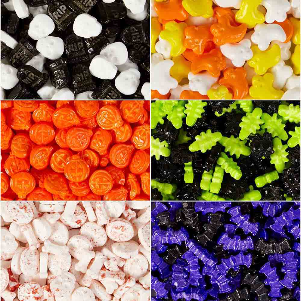 Spooky Halloween Sprinkle Mix