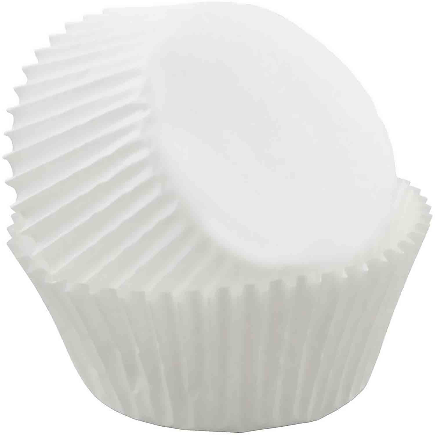 White Standard Baking Cups