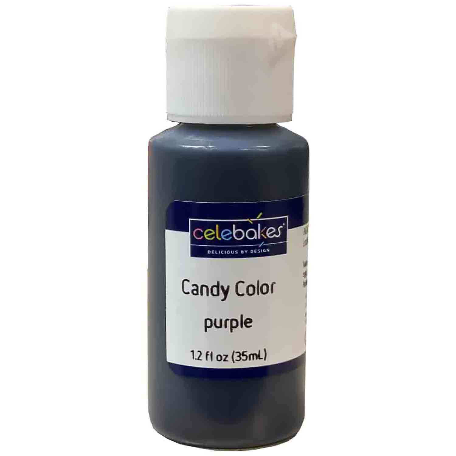 Elaine's Liquid Purple Candy Color