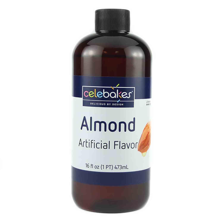 Almond Artificial Flavor 16 oz