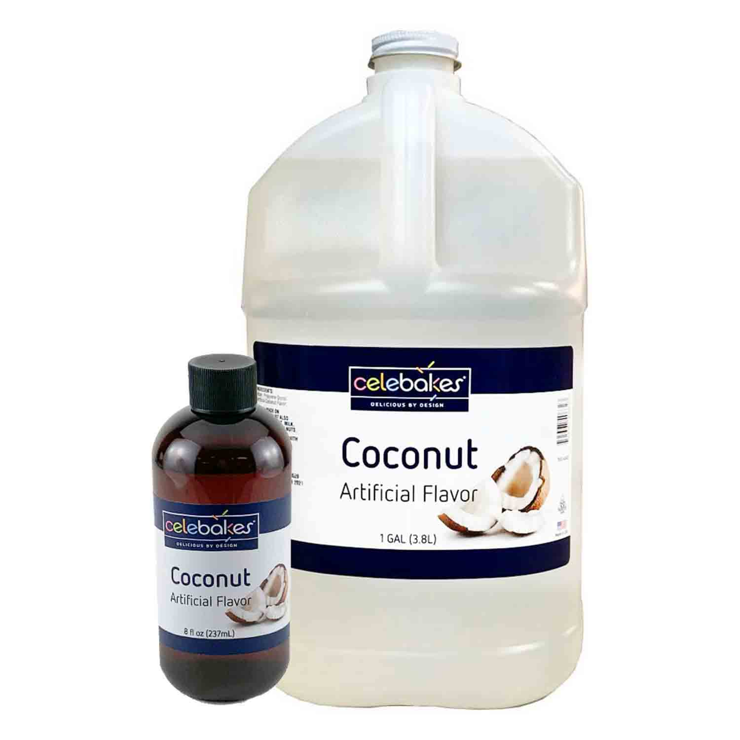 Coconut Flavor 1 gallon