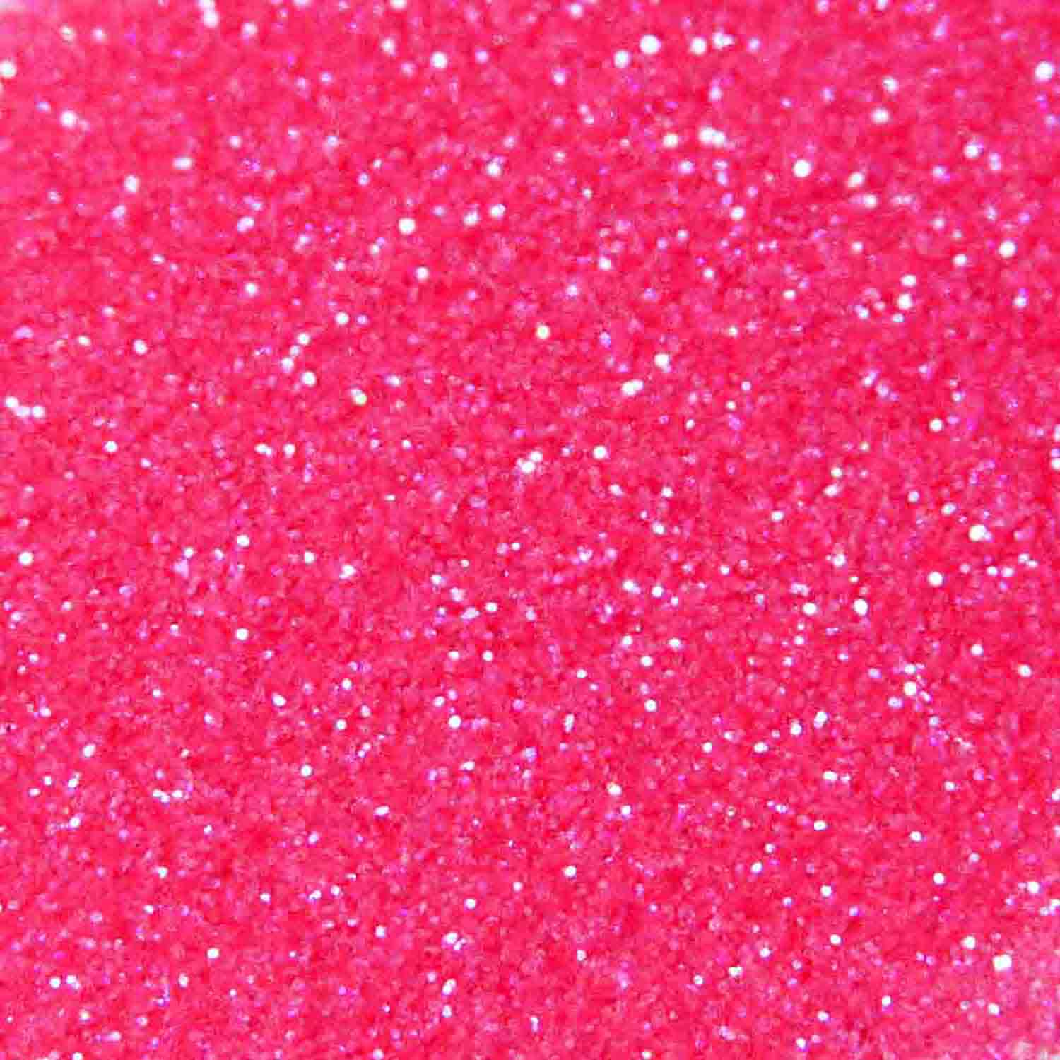 Hot Pink Disco Glitter Dust