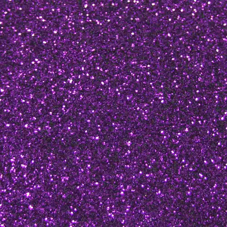 Lilac Techno Glitter