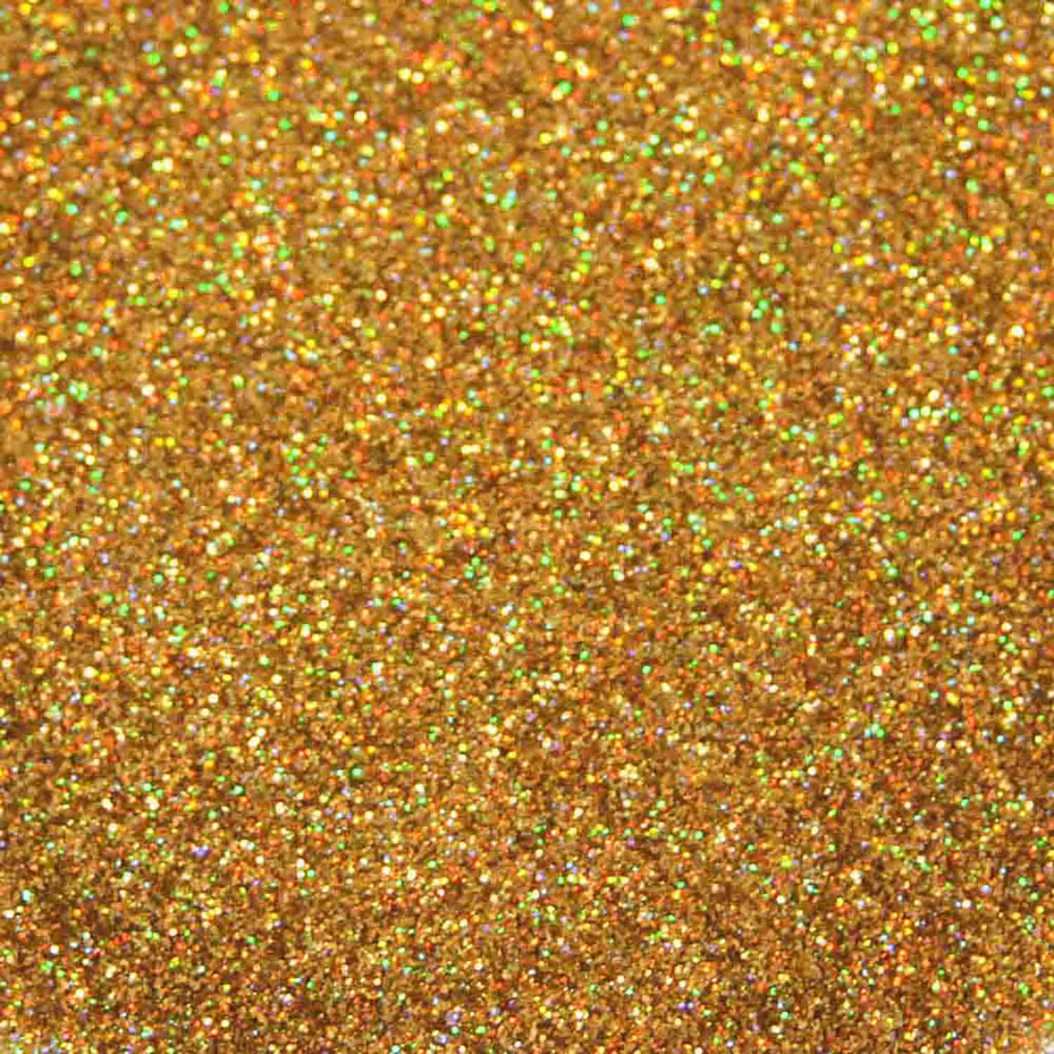 Hologram Gold Techno Glitter Dust