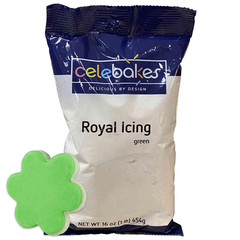 Green Royal Icing Mix
