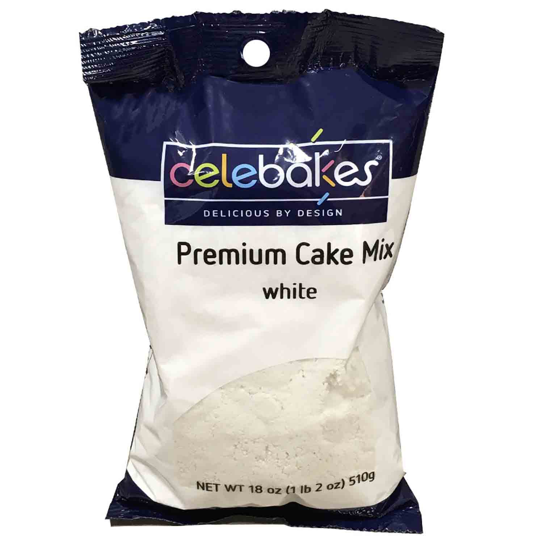 Premium Cake Mix- White