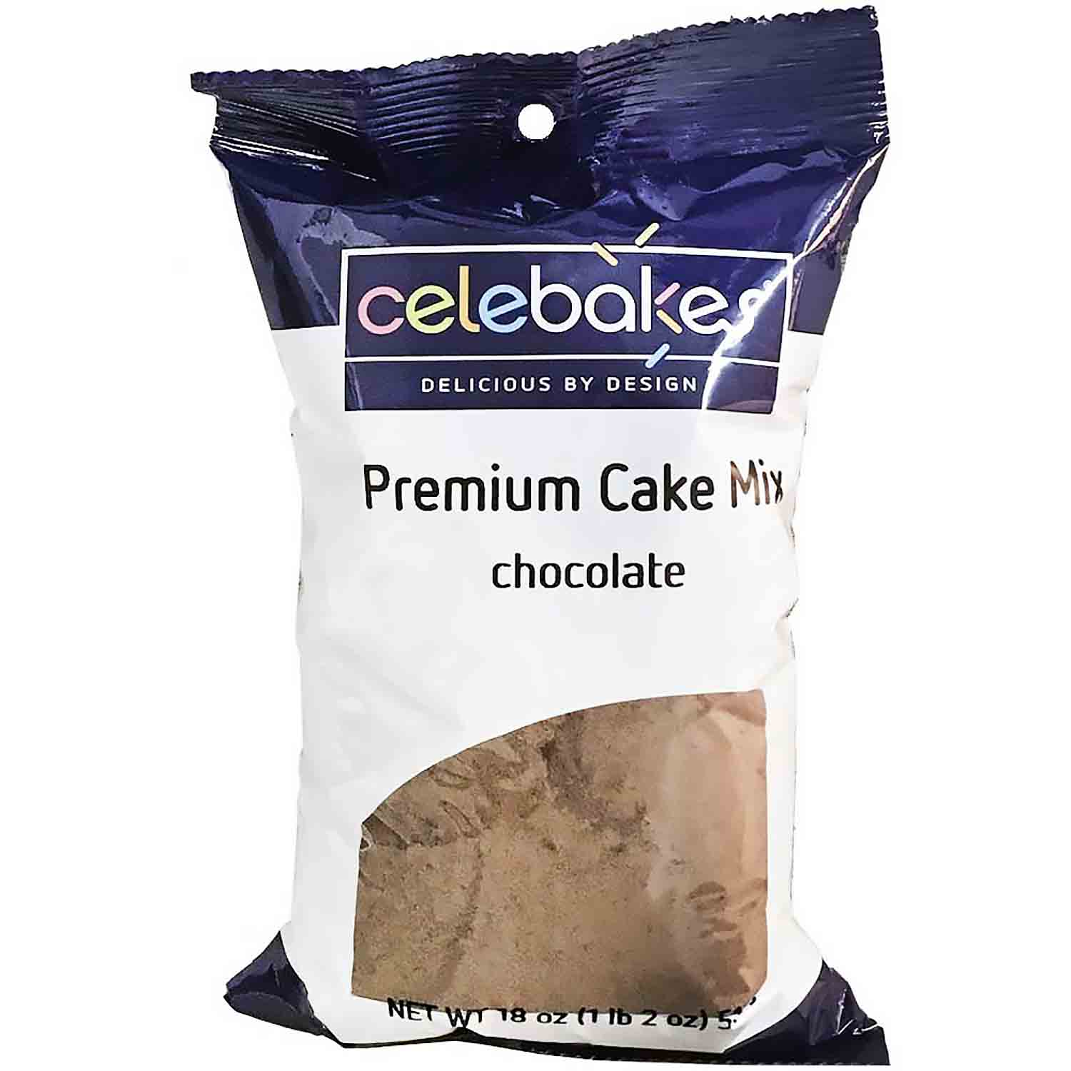 Premium Cake Mix- Chocolate