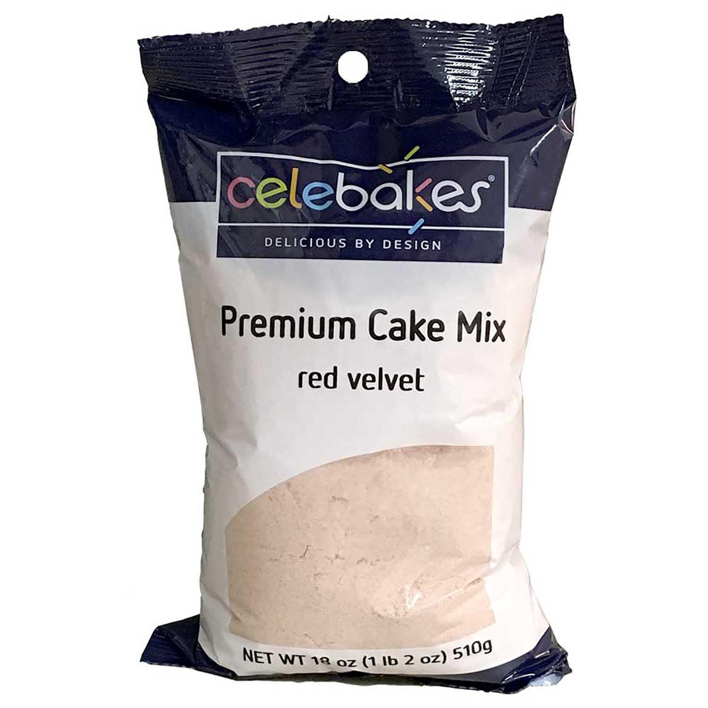 Premium Cake Mix - Red Velvet