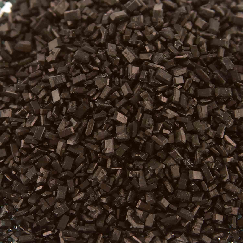 Black Coarse Sugar Crystals