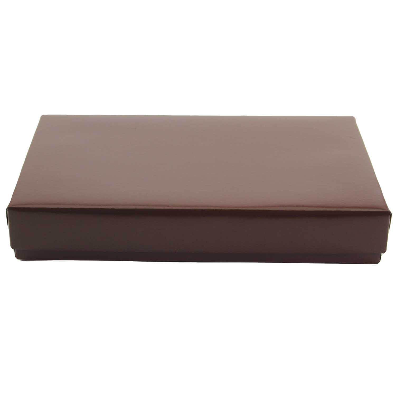 1 lb. Brown Candy Box