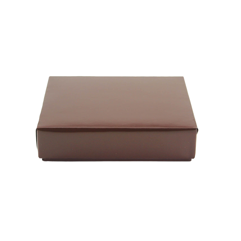 1/4 lb. Brown Candy Box