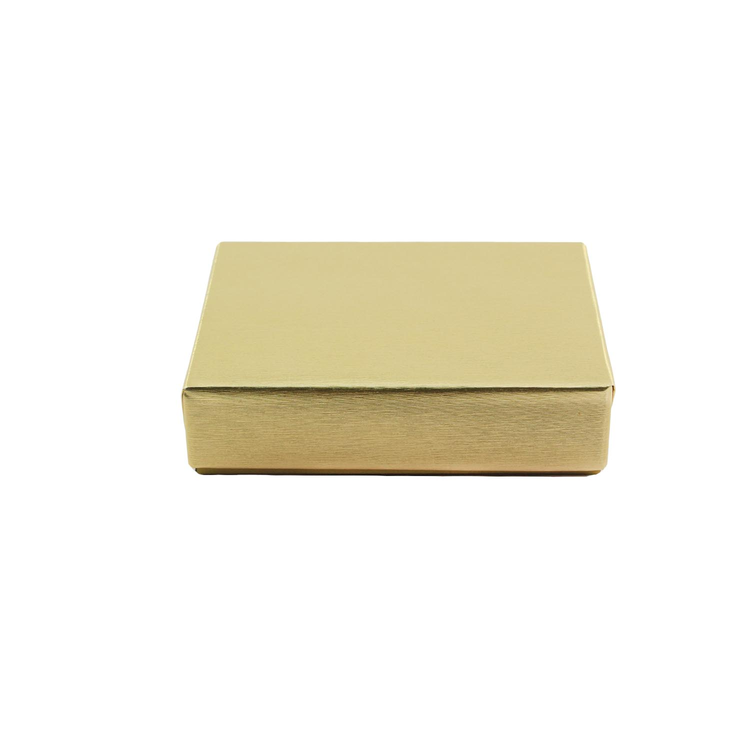 1/4 lb.  Gold Candy Box