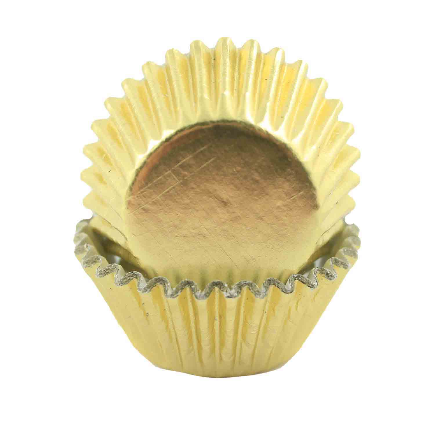 Gold Foil Candy Cup #4