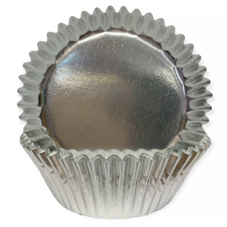 Silver Foil Standard Baking Cups