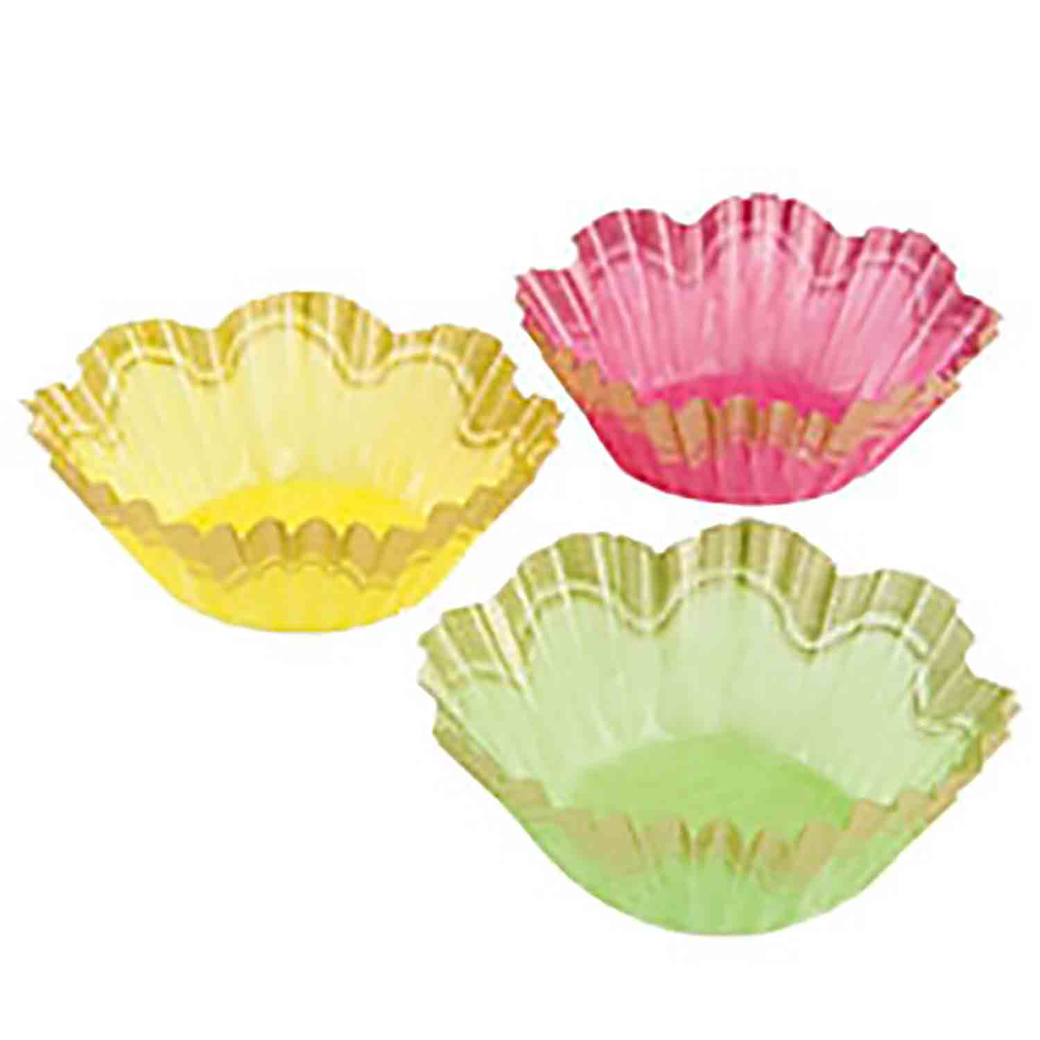 "Petit Four Cups - 1 1/8"" base"