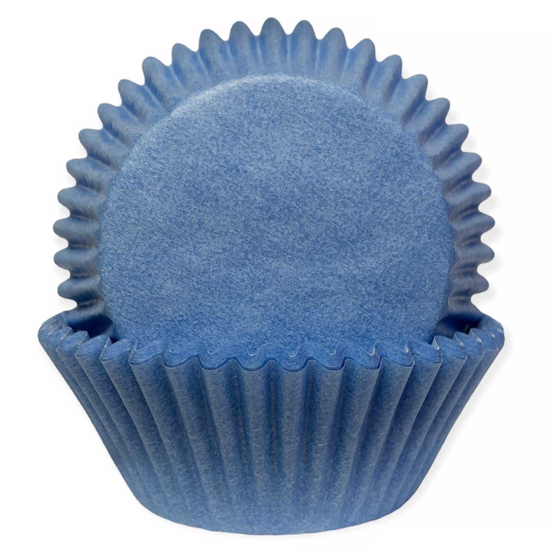 Light Blue Standard Baking Cup