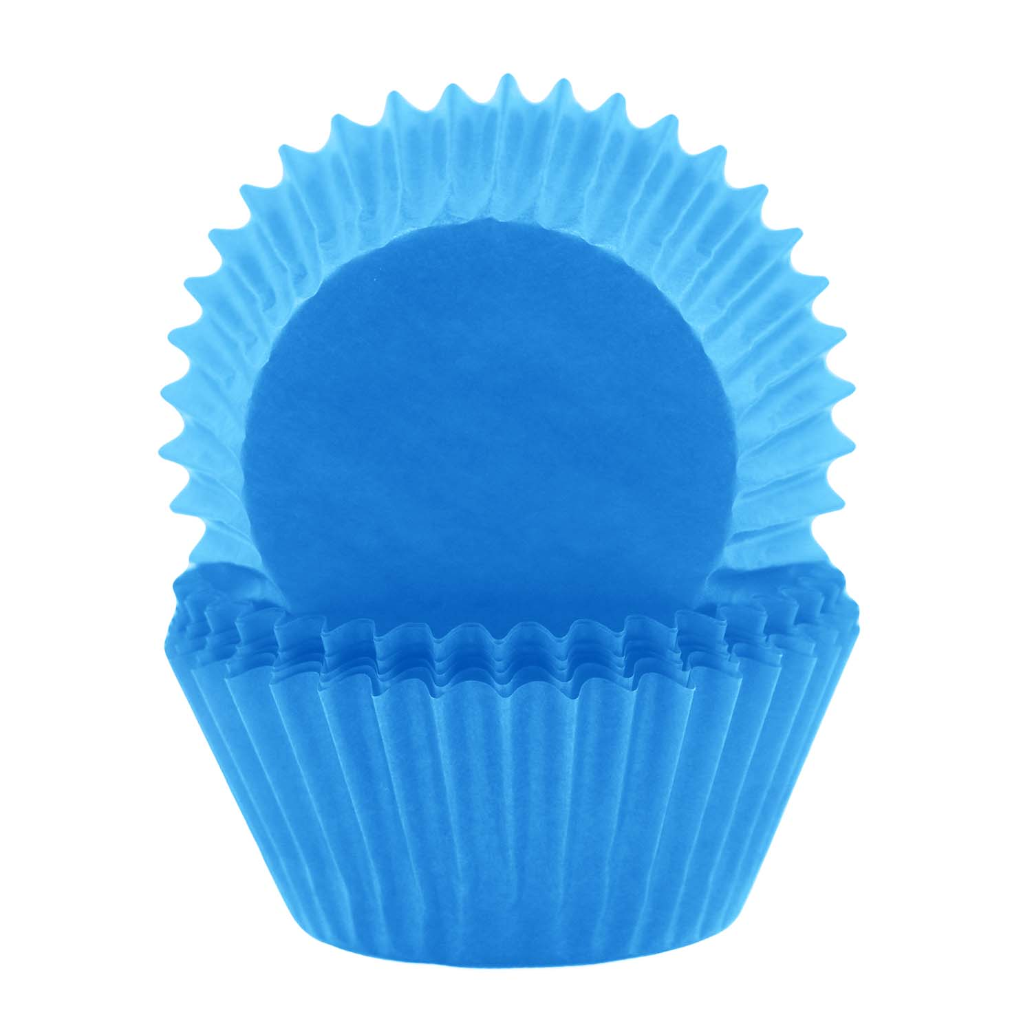 Light Blue Standard Baking Cup